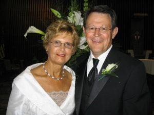Keith & Pat May distinguished steward