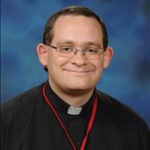 Fr. evan Winter theology teacher