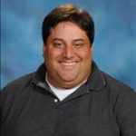 Jared Wilhelm music teacher and department chair