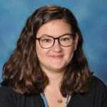 Megan Aylward science teacher