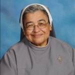 Sr. Maria Meza theology teacher