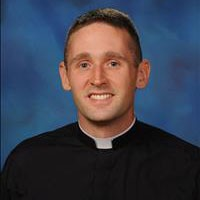 fr ryan salisbury theology teacher