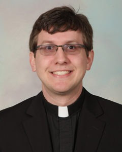 fr samuel Beardslee theology teacher