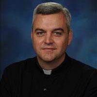 fr. justin wylie theology teacher