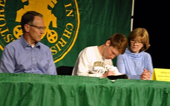 anthony crick cross country track and field nebraska wesleyan univeresity