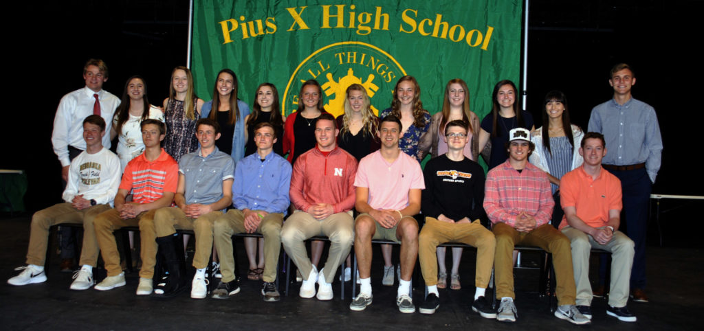 pius x thunderbolts college athletics