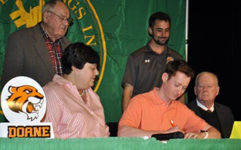sam coy doane university tennis