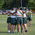 Pius X Thunderbolts Cross Country