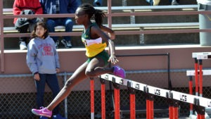 Pius X thunderbolts track and field