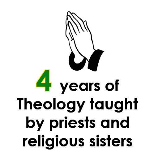 theology classes at Pius X