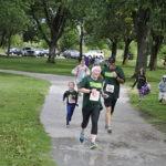 Thunderbolt Fun Run Holmes Lake