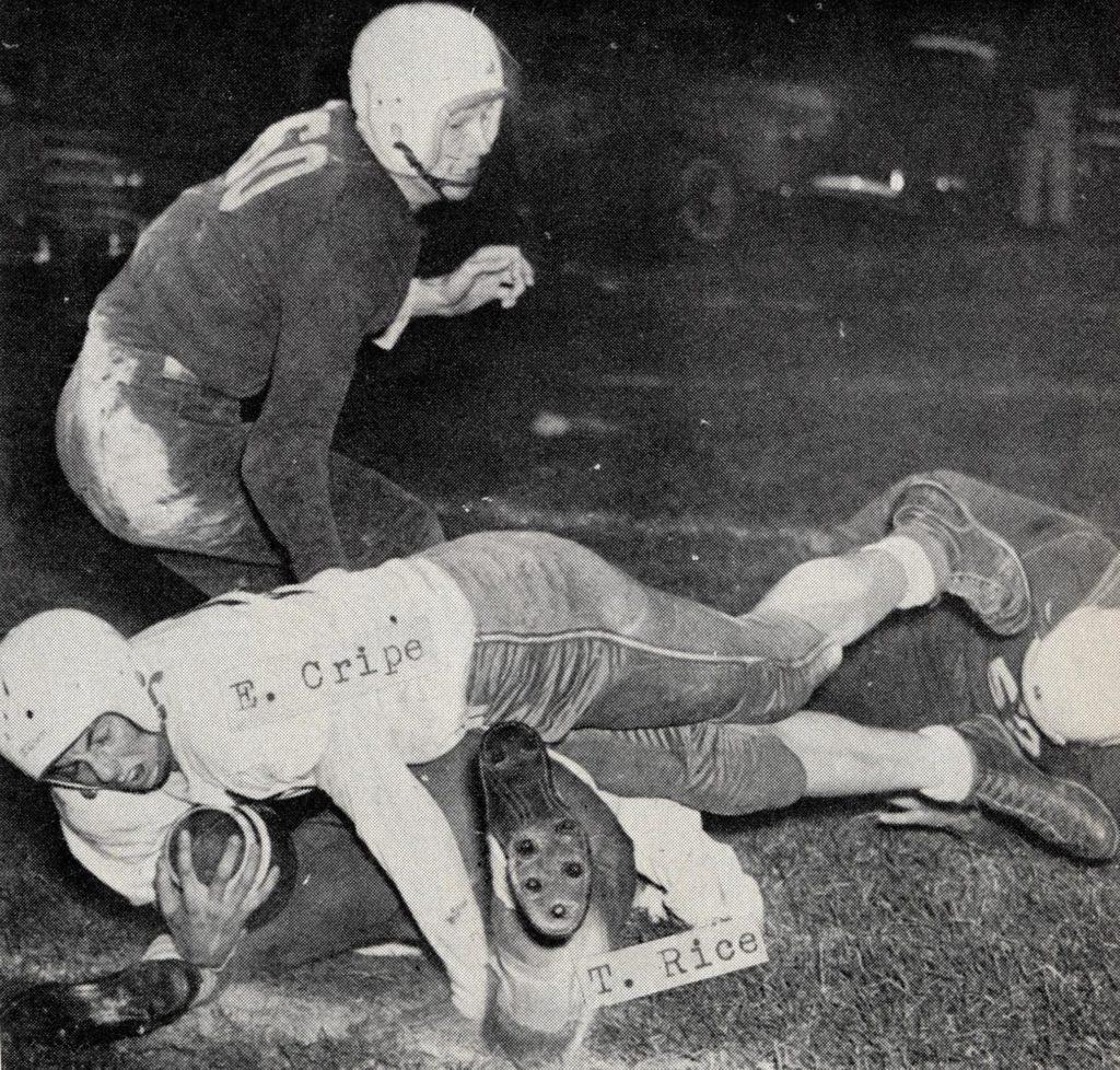 Eddie Cripe pius x athletics hall of fame