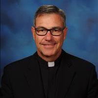 Fr. James Meysenburg Chief administrative officer pius x high school