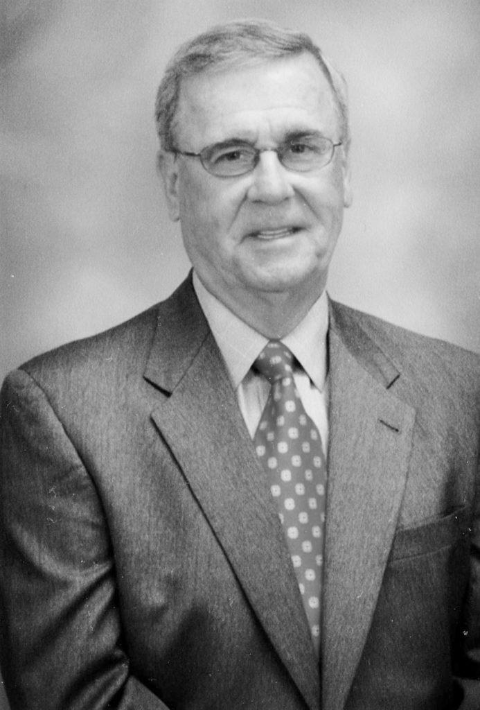 George O'Boyle Pius X cross country track coach