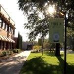 pius x catholic high school campus