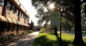 pius x catholic high school campus