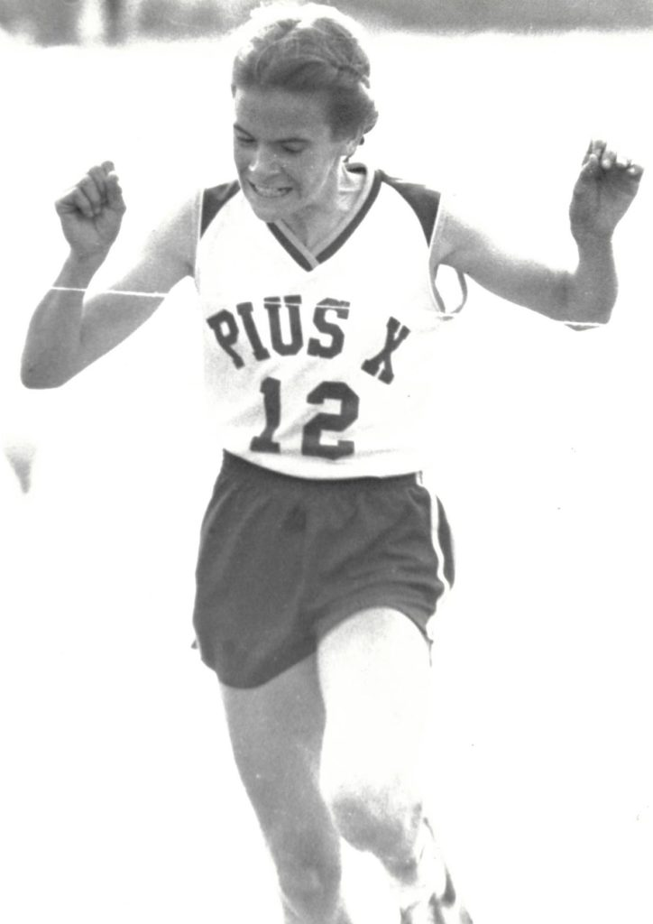 jill noel Korta pius x athletics hall of fame