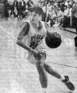 Maura (Dawson) Browning pius x athletics hall of fame