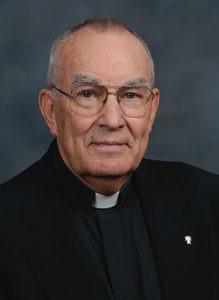 Msgr. Ivan Vapp Distinguished Steward