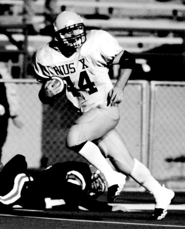 Paul Kastl - Football, Wrestling, Baseball pius x athletics hall of fame