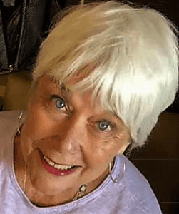 Sally Burt pius x distinguished steward