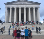 pius x student trip to washington d.c.