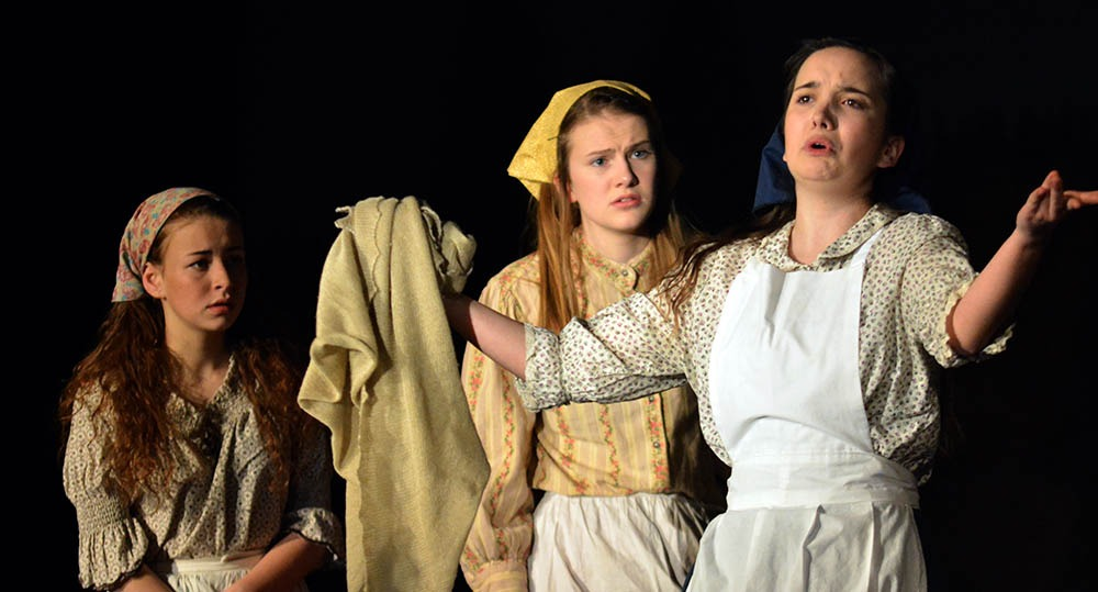theater musical lincoln pius x