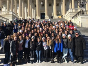 March for Life pius x