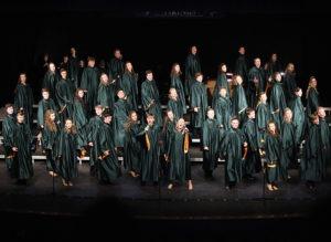 pius x show choir spectrum