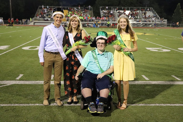 homecoming royalty 2018