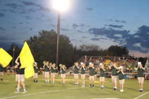 Marching Band Pius X