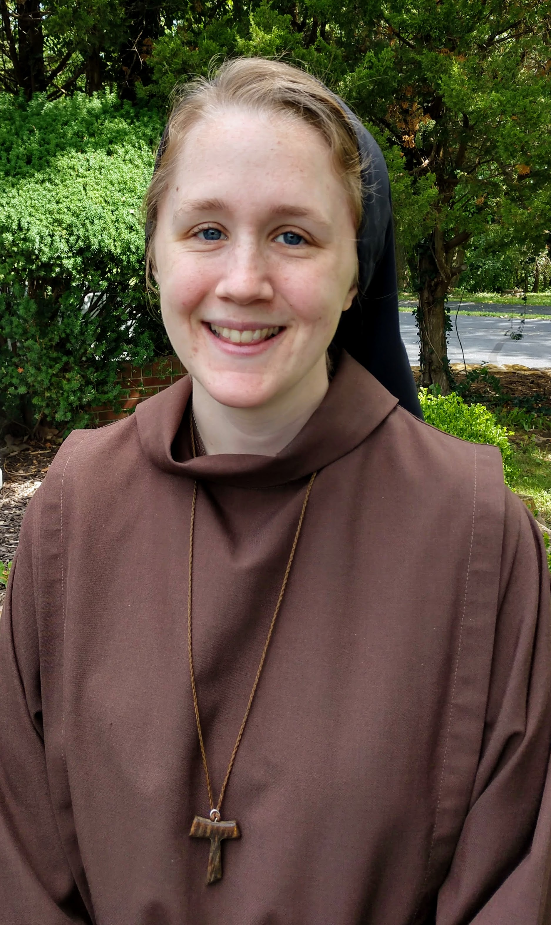 Sister Colette Marie Jaros OSF 2