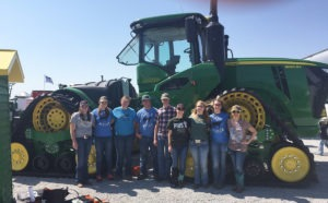 Ag Club Husker Harvest Days