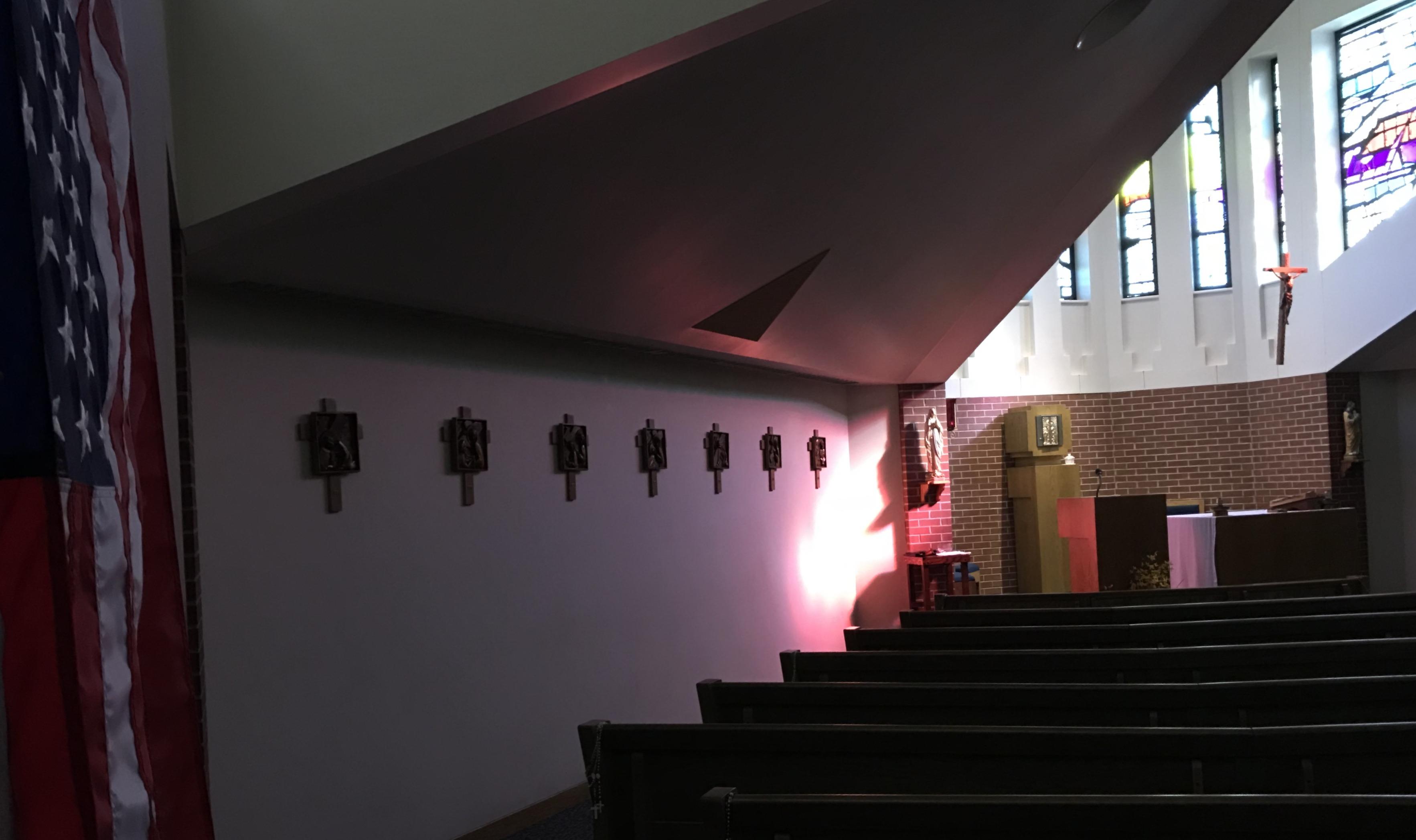 nine-elevent chapel
