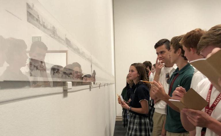 sixties acadeca sheldon art gallery