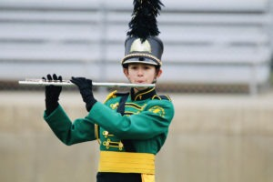 pius x marching band