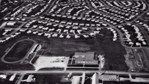 building photo historical overhead