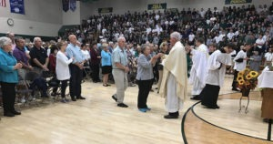 grandparents day mass