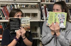 teen read week books library