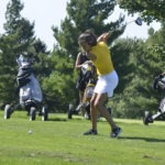 girls golf