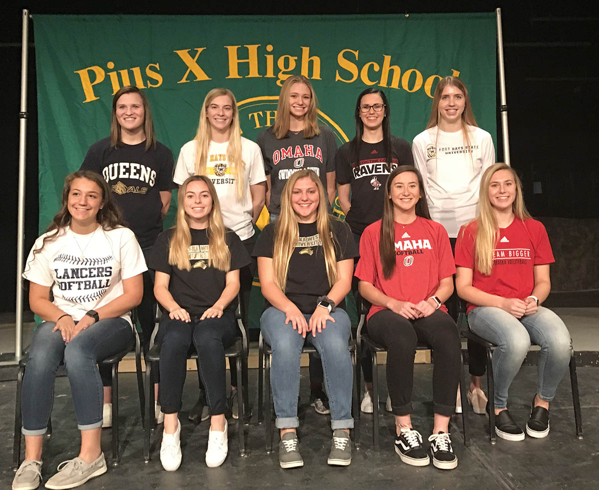 2018 fall signees