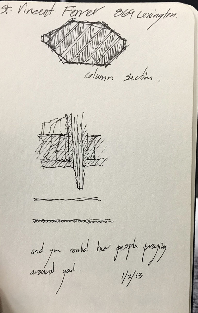 architecture drawing mckee