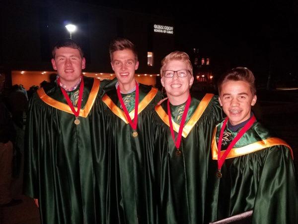 Choir Students Earn Spots At Nmea Music Festival Lincoln Pius X