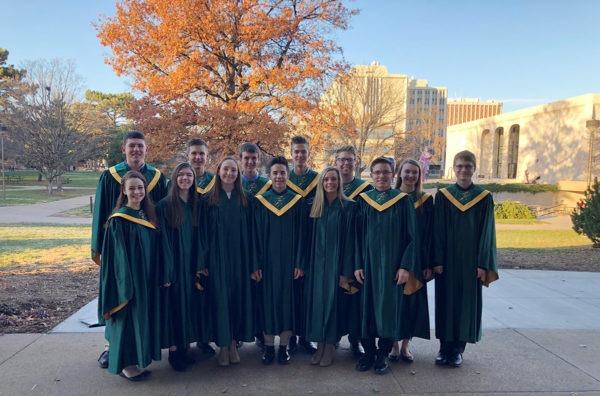 Choir students earn spots at NMEA music festival | Lincoln