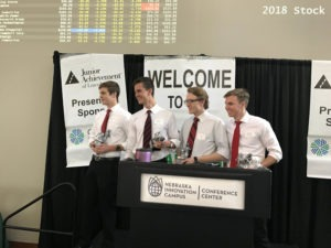 junior achievement student investor stock market