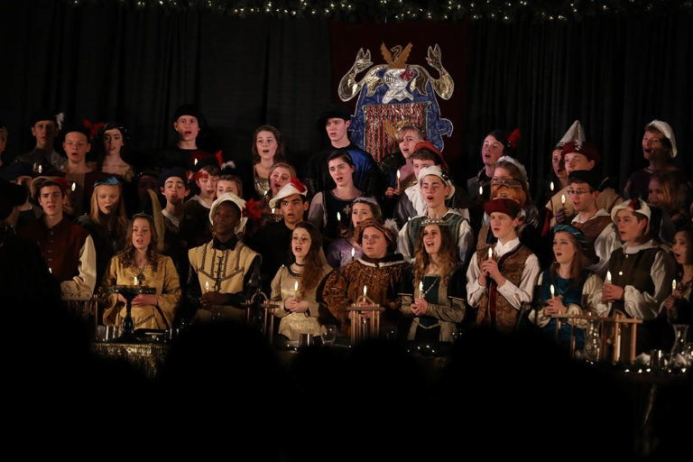 madrigal dinner choir