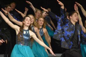 spectrum show choir