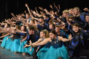 spectrum show choir