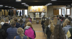 fall retreat mass