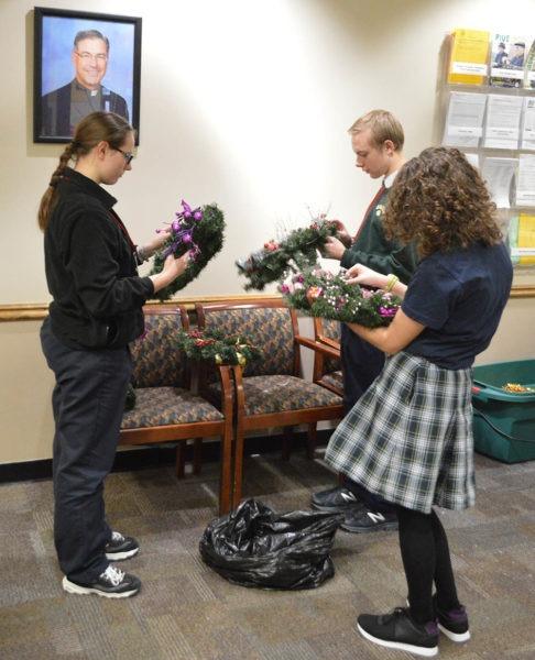school decoration landscaping club